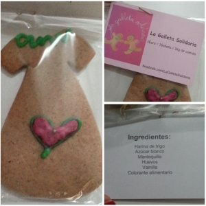 GALLETA SOLIDARIA